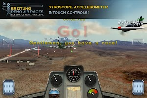 Screenshot of Breitling: Reno Air Races