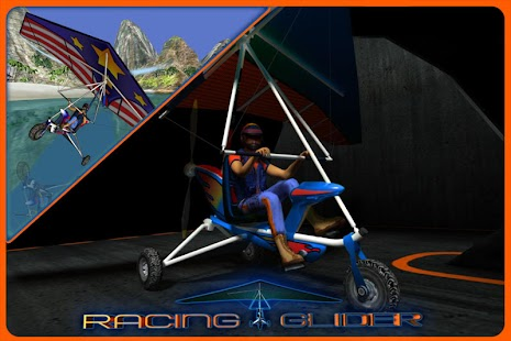 Racing Glider - screenshot thumbnail
