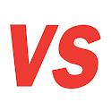 Gallup VS logo