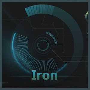 IRON Atom theme