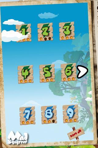 Mad Squirrel Rocknroll - screenshot