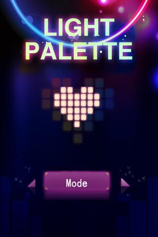 Light Palette - screenshot