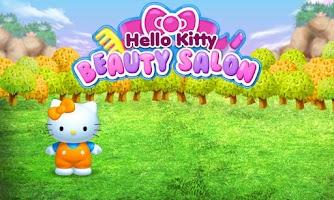 Screenshot of Hello Kitty Beauty Salon LW