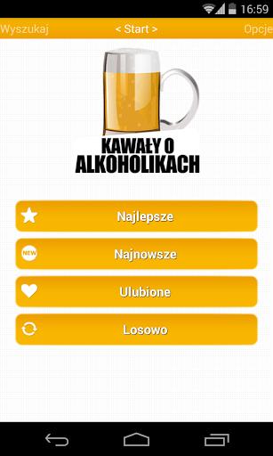 Kawały o Alkoholikach