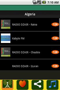 廣播阿爾及利亞
