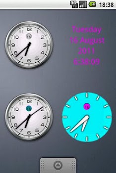Tensai Clock Widgets