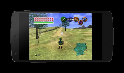 MegaN64 (N64 Emulator) 6.0 screenshots 1