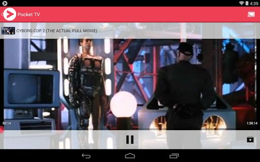 免費下載媒體與影片APP|Pocket TV for Chromecast app開箱文|APP開箱王