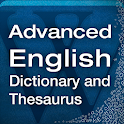 Advanced English & Thesaurus logo