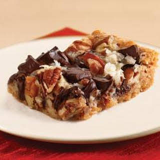 Chocolate Chunk Magic Cookie Bars by KRAFT.