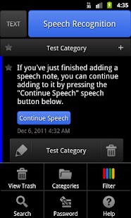 ListNote Pro Notepad- screenshot thumbnail