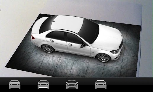 Mercedes-Benz C-Class - screenshot thumbnail