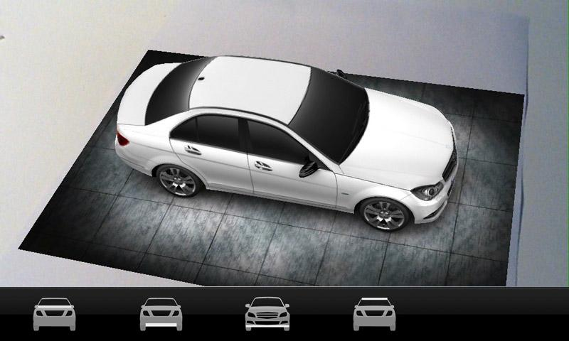 Mercedes-Benz C-Class - screenshot