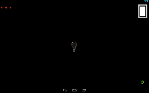 Flashlight LED HD Free- screenshot thumbnail