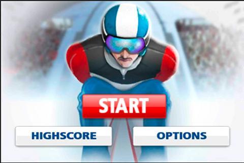 Holmenkollen Ski Jump - screenshot