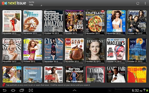 Texture – Digital Magazines Screenshot 21