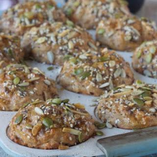 Banana Crunchy Top Muffins