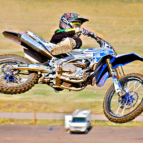 lean with it by Zachary Zygowicz - Sports & Fitness Motorsports ( motocross, moto, dirtbike, motorcycle, whip )