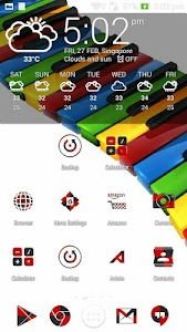 HQV3 Icons For CM & Launchers v1.0
