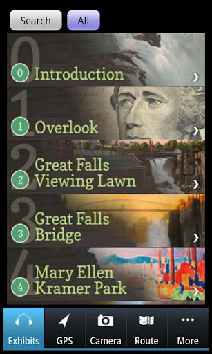 【免費教育App】Mill Mile-Paterson Nat'l Park-APP點子