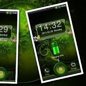 GO Locker Nature V2 Theme