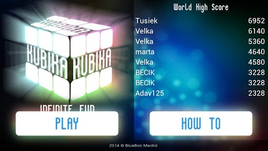 Kubika Infinite Fun - screenshot thumbnail