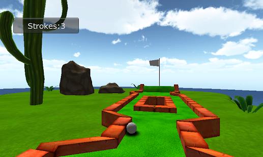 cartoon mini golf games 3d for pc and mac