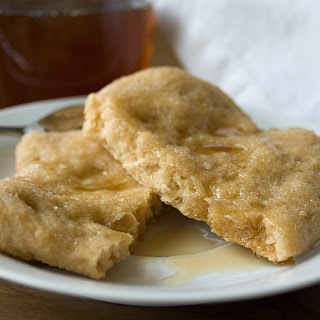 Whole Wheat Indian No-Fry Bread.