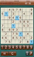 Screenshot of Sudoku Fun