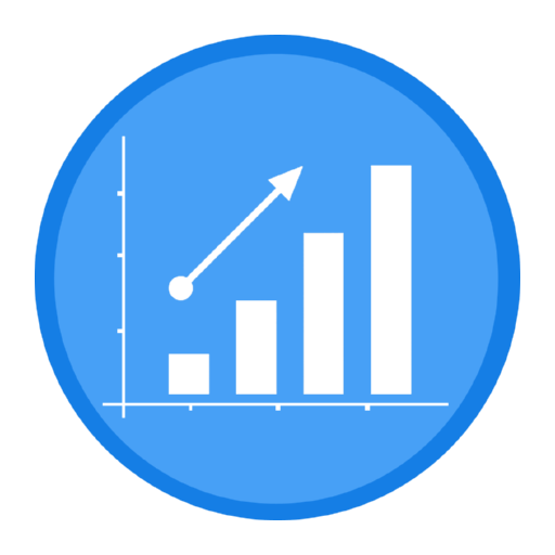 Stock Tracker - Portfolio 財經 App LOGO-硬是要APP