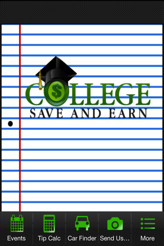 College Save and Earn