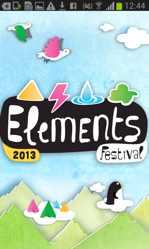 ElementsFest – Screenshot