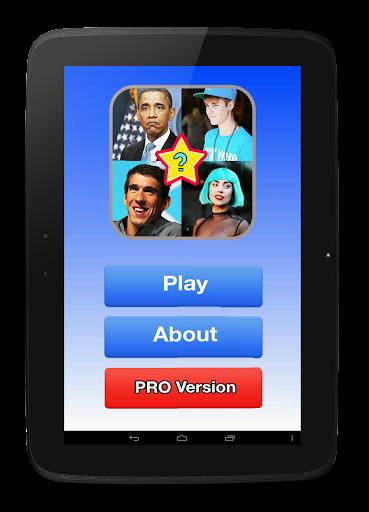 【免費解謎App】Famous Faces Game-APP點子