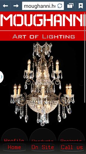 Moughanni Lighting