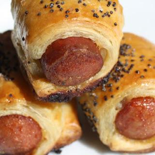 Hotdog Vol-au-Vent