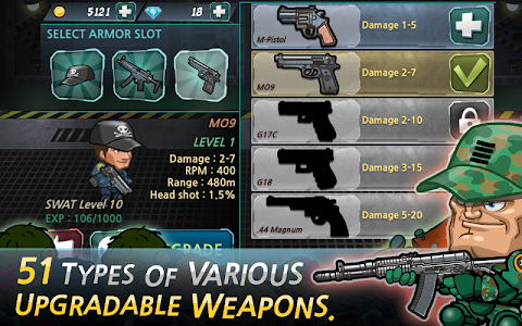 SWAT and Zombies Runner v1.0.1