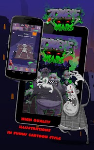 Zombie Wars- screenshot thumbnail