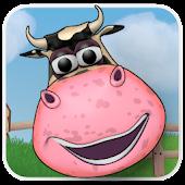 Food & Cows. Brain Game