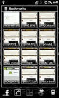 Screenshot of APW Theme DarkWidgets (Free)