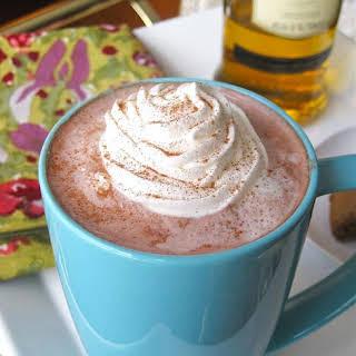 Hot Cocoa & Kilbeggan Whiskey.