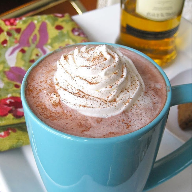 Hot Cocoa & Kilbeggan Whiskey