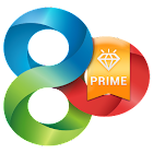 GO Launcher Prime (Remove Ads) icon