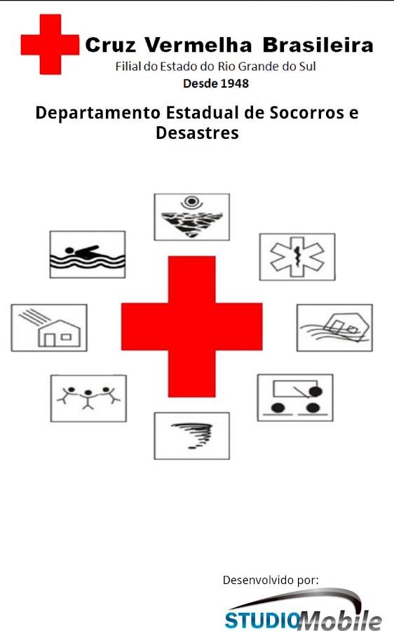 Curso APH Cruz Vermelha BR RS- screenshot