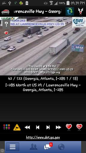 Atlanta and Georgia Cameras
