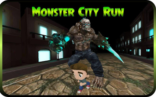 Monster City Run : Best Runner