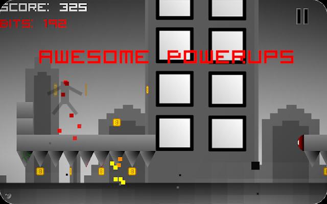 Pixel Run - screenshot