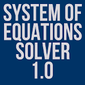 Equation Solver (System, 3&2)