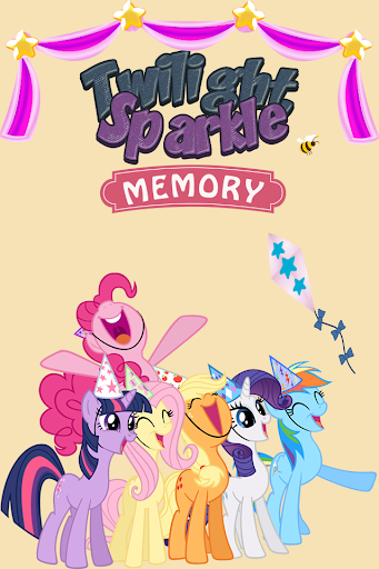 TwilightSparkle Memory Game