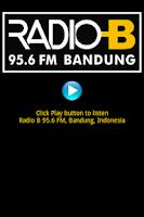 Screenshot of Radio B