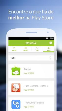 Baixaki 2.3.0 screenshot 233984